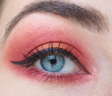 maquillage palette denona sunrise