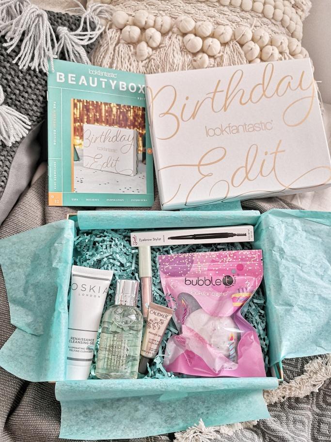 Box Birthday Lookfantastic