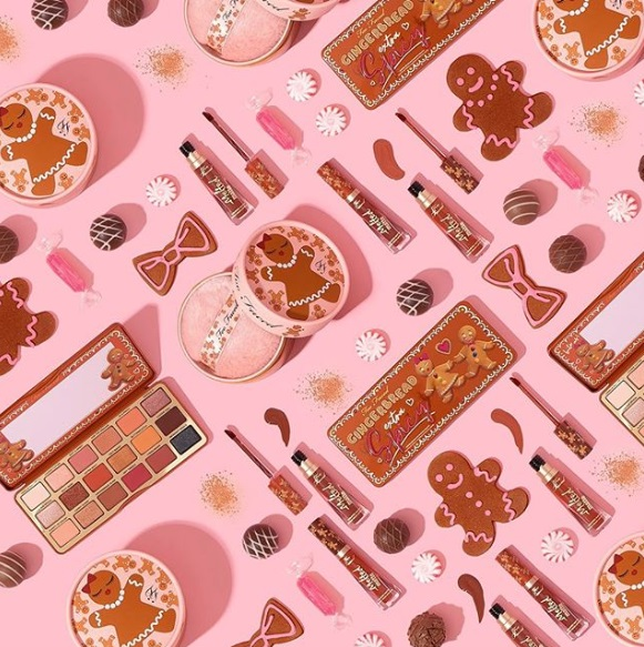 Collection Noël Too Faced 2019