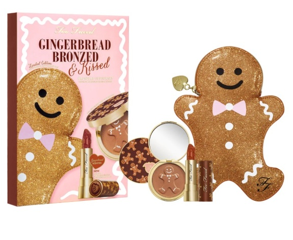 Gingerbread Bronzed and Kiss