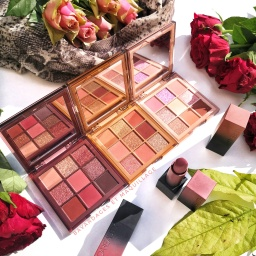 Nude Obsessions, les 3 mini palettes d'Huda Beauty pour toutes les carnations