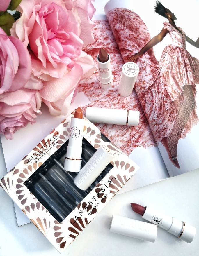 Mini Matte Lipstick Summer set