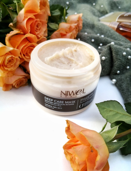 Masque Niwel nutrition intense