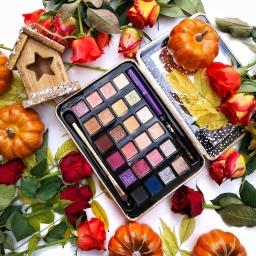 Winter Wonderglam Luxe, la palette idéale pour les makeups de fête ?