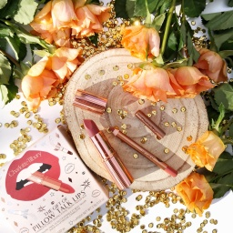 Le kit lèvres Pillow Talk de Charlotte Tilbury
