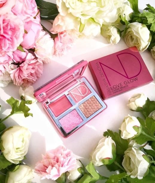 Love Glow palette Natasha Denona