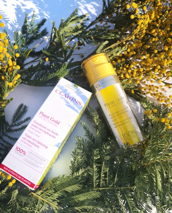 Plant Gold Clarins