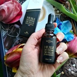 L'huile de pépins de figue de Barbarie de Revital comme cure de Jouvence
