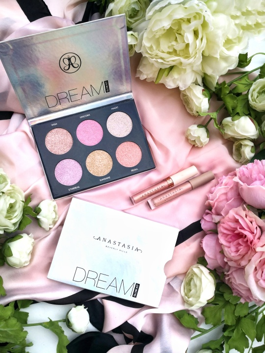 ABH Highlighters palette