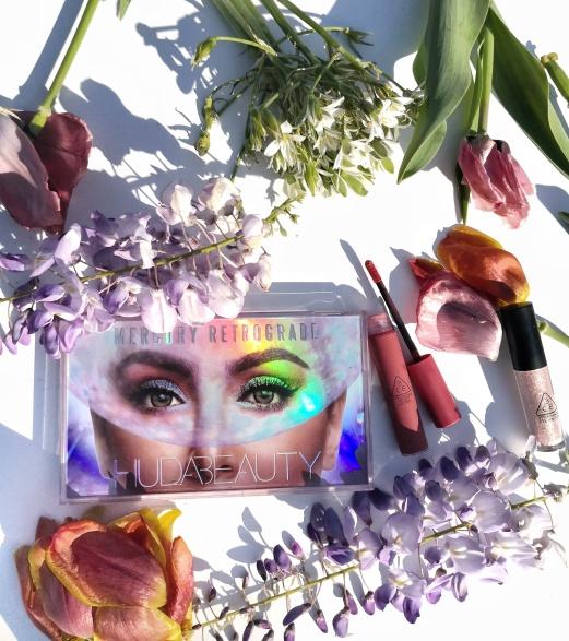 Palette Huda beauty pastel