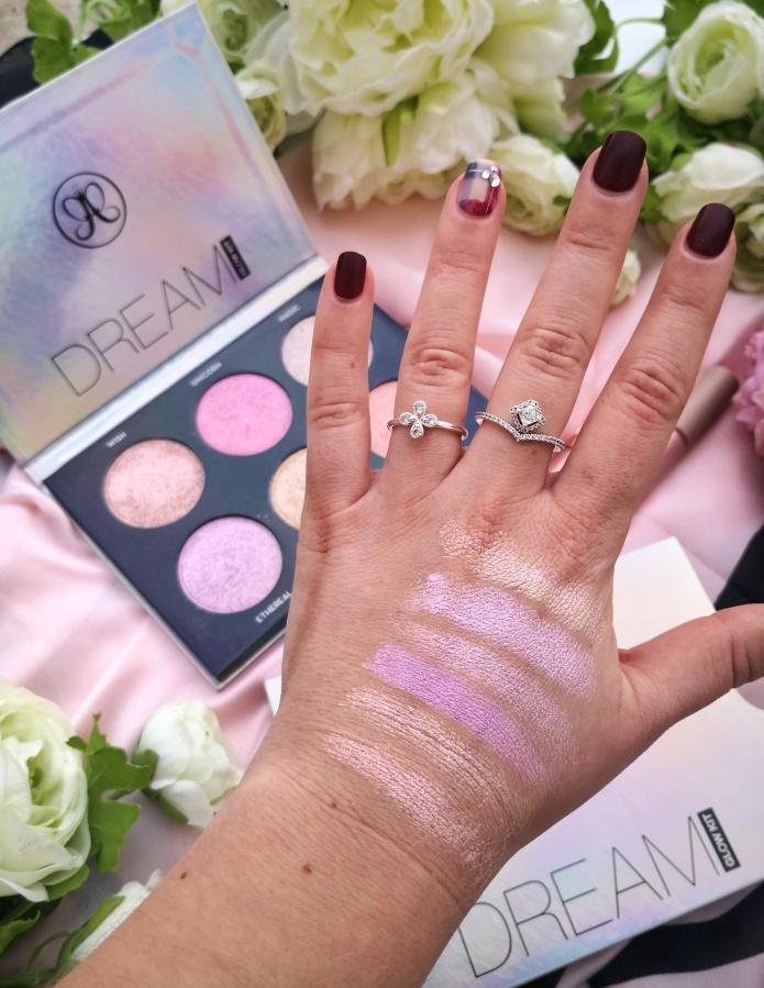 swatches Dream Glow Kit
