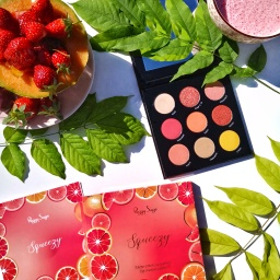 La palette Squeezy de la nouvelle collection d'été Peggy Sage