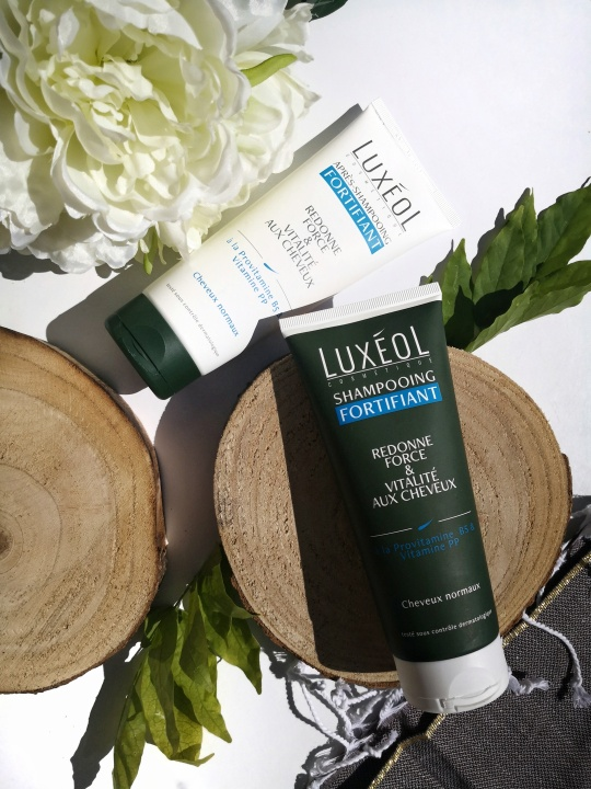 Shampoing fortifiant luxeol