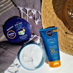 Nouveautés Nivea Sun, les indispensables de l'été