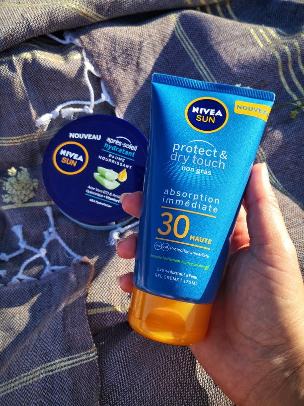 Nivea crème solaire