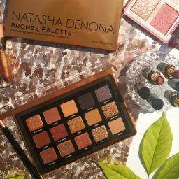La Bronze Palette de Natasha Denona