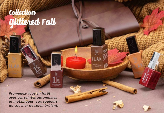 peggy sage automne vernis à ongles