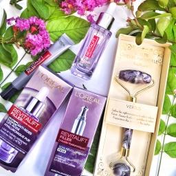 Revitalift Filler la routine hydratation et anti-âge de L'Oréal
