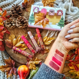Les rouges à lèvres de Noël de Too Faced