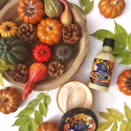 La collection d'automne de The Body Shop : Vanilla Pumpkin