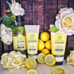 La nouvelle routine purifiante et protectrice au citron de The Body Shop